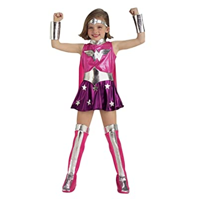 DC Comics Wonder Woman Child's Costume - Small: Clothing