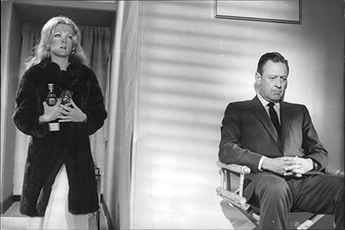 Amazon Com Vintage Photo Of William Holden Sitting And Virna Lisi