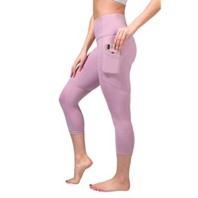 Yogalicious High Waist Squat Proof Yoga Capri Leggings