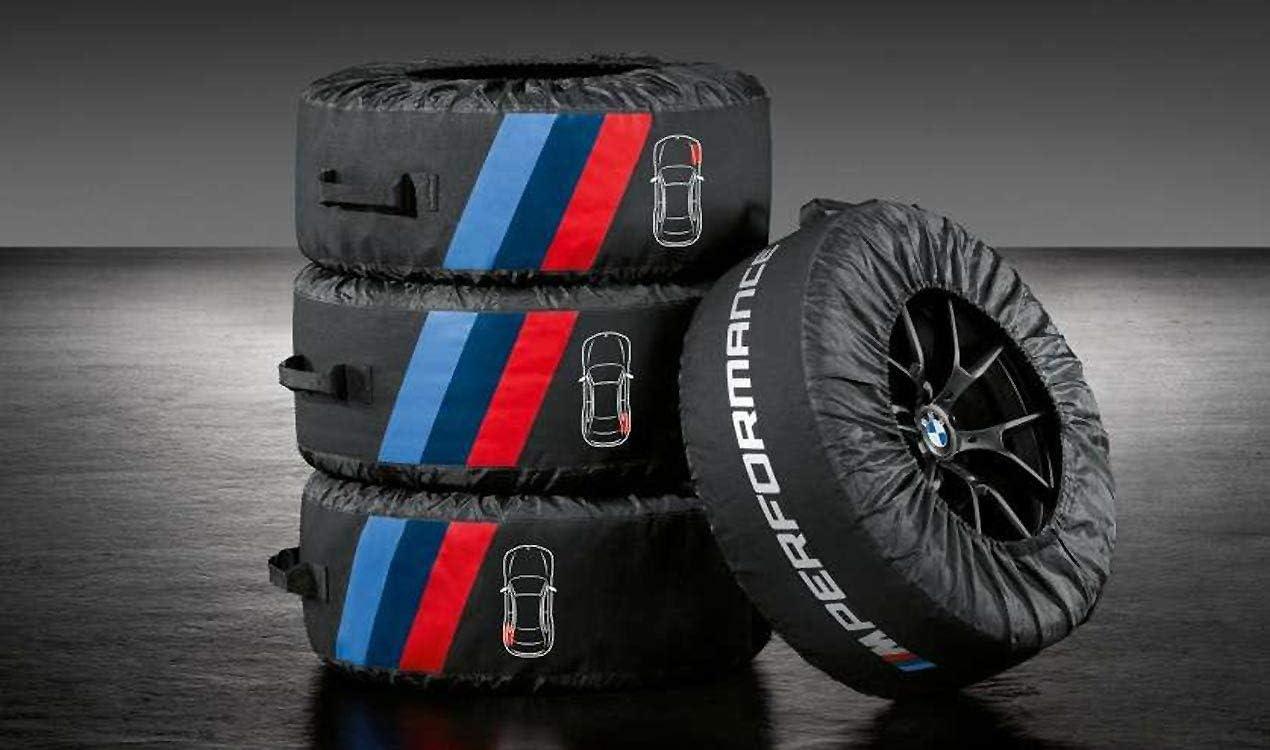 tyre tire Bags BMW Original M Performance Reifentaschen R/äder Reifen Taschen