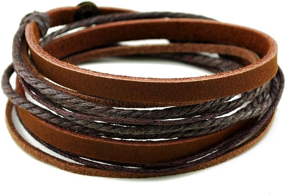 Vicheer Genuine Leather...