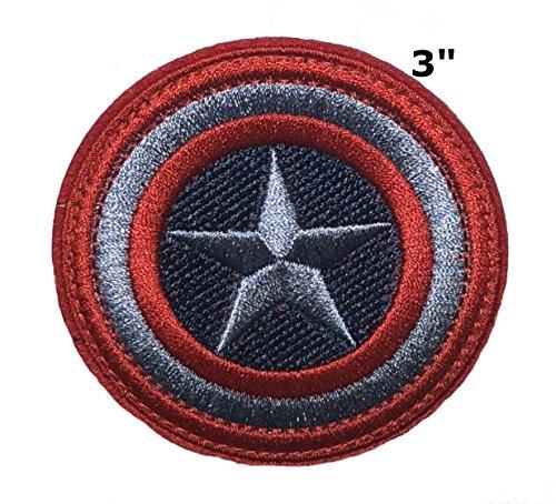 Captain America Subdue Shield - 3