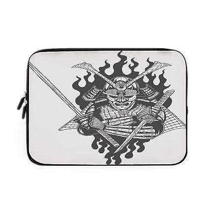 Amazon.com: Japanese Laptop Sleeve Bag,Neoprene Sleeve Case ...