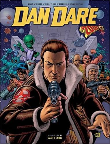 Image result for dan dare 2000ad