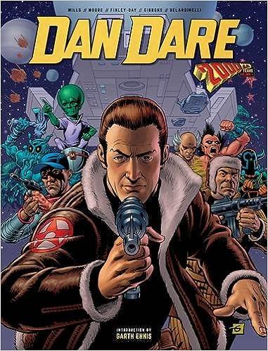 Image result for dan dare 2000ad