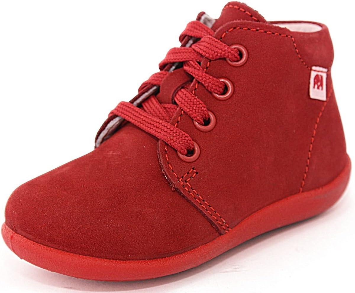 Elefanten Boys First Walking Shoes Red Size 4 5 Amazon Co Uk Shoes Bags