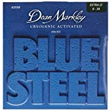 Dean Markley Blue Steel Electric Guitar Strings, 8-38, 2550, Extra Light