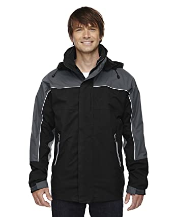 b17e58c4c North End 3-In-1 Waterproof Mid-Length Jacket