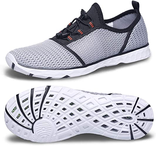 Alibress Womens Water Shoes Quick Drying Lightweight Aqua Shoes for Beach Outdoor