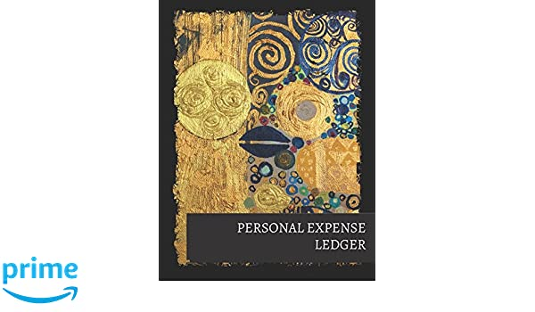 personal expense ledger journals for all 9781520909936 amazon com
