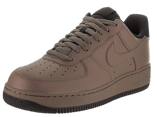watch 33b34 ba81e Nike Air Force 1 07 315122-213, Sneaker Uomo, Mehrfarbig (Brown