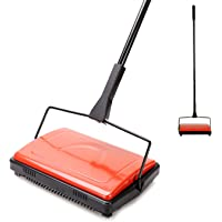 Yocada Carpet Sweeper Cleaner with a Brush Red