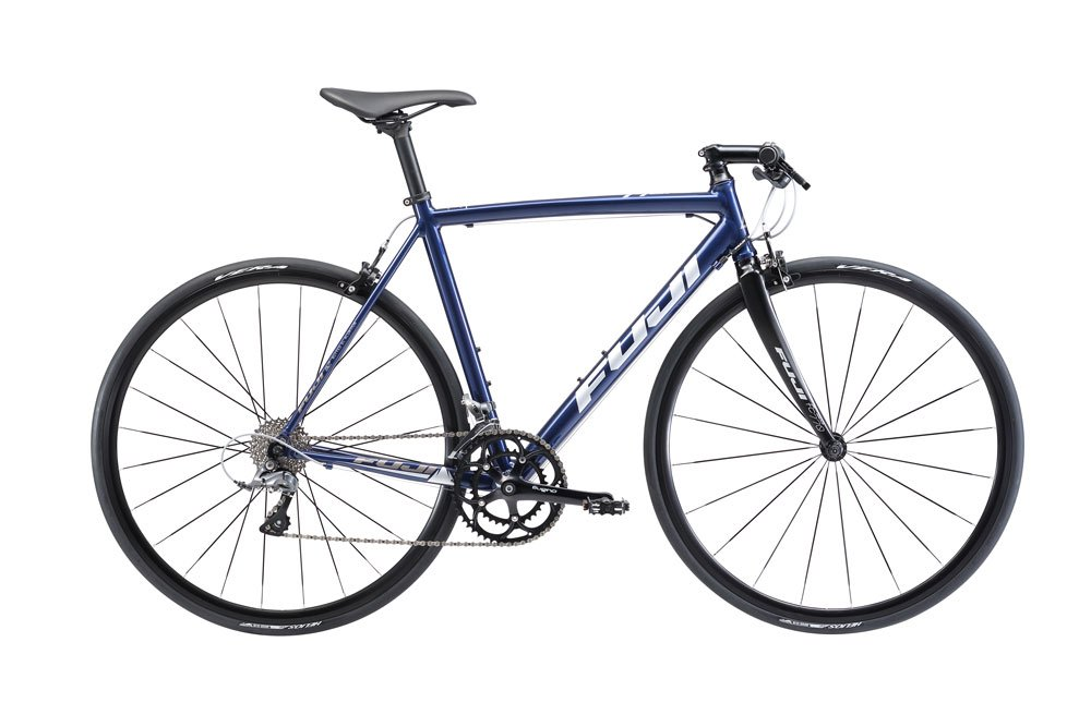 FUJI(フジ) ROUBAIX AURA 52cm 2x8speed MIDNIGHT BLUE クロスバイク 2018年モデル 18ROBABL MIDNIGHT BLUE 52cm B075STDLQ2