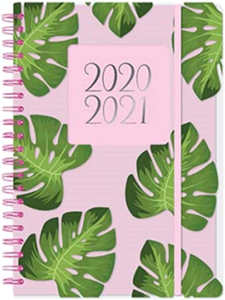 2020 2021   Diario scolastico, formato A5, giorno per pagina