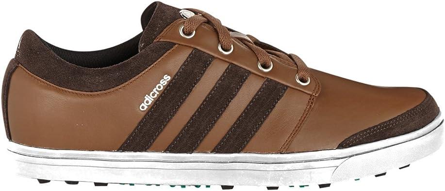 adidas Adicross Gripmore, Golf Homme - Marron - Marron ...