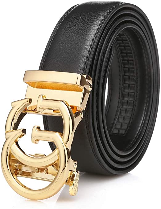 "high quality Fashion Casual Brands Mens Belts Leather belt Waist  Size 30/""-55/"""