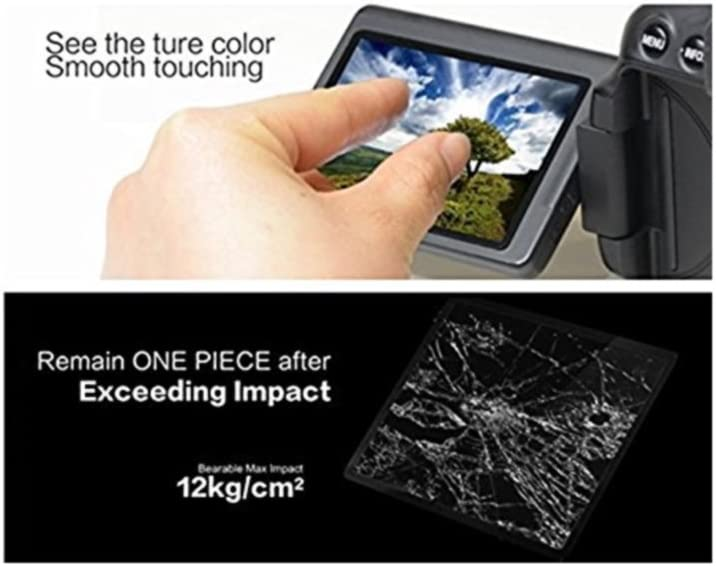 5DS GGS IV Self-Adhesive Optical Glass LCD Screen Protector for Canon 5D MK3 5DS R Camera