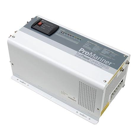 Amazon.com: Promariner TruePower 2500qs Combi – Inversor de ...
