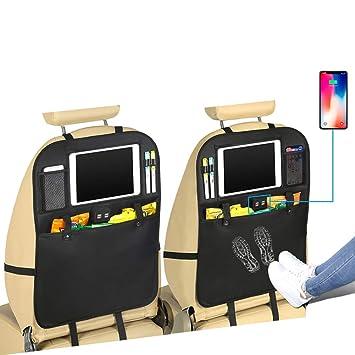 Amazon.com: GSPSCN - Protectores traseros para asiento de ...