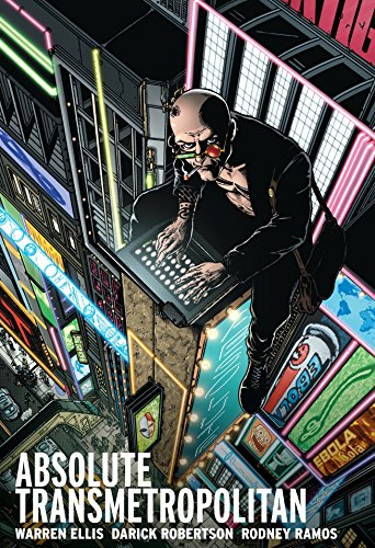 Absolute Transmetropolitan Vol. 1 by Vertigo