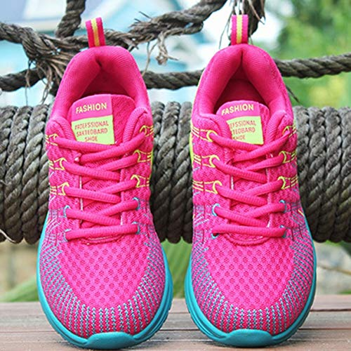Sneakers Running Walking Mesh Sport Up Comfortable Lace Shoes Breathable Wafalano Shoes Outdoor Woman Lightweight Jogging Athletic qaZww5