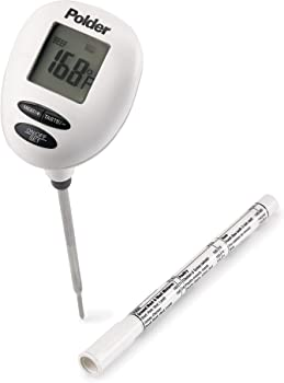 Polder Safe Serve Digital Instant Read Thermometer