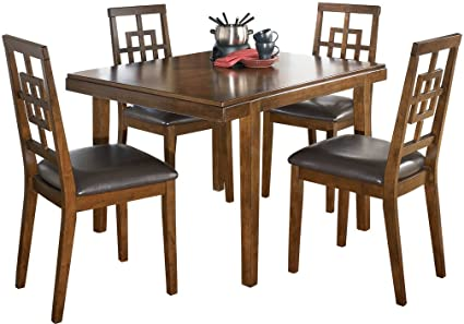 Amazon Ashley Furniture Signature Design Cimeran Dining Room Cool Table And Chairs Dining Room Plans