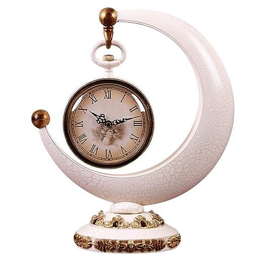 Bright Despertadores mecánicos Reloj de Mesa Habitación casa Retro ...