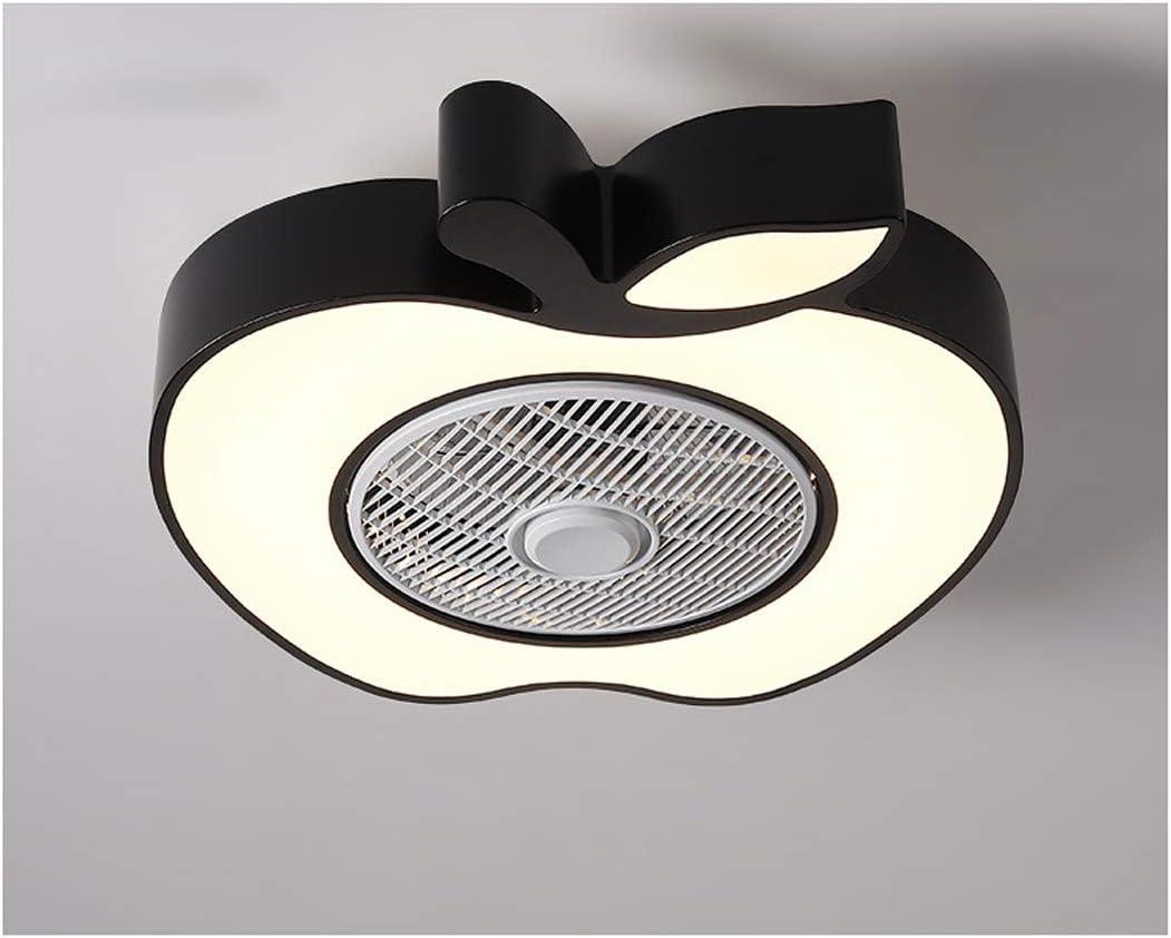 Dxyap Ventilador de Techo con Iluminación, Velocidad del Viento ...