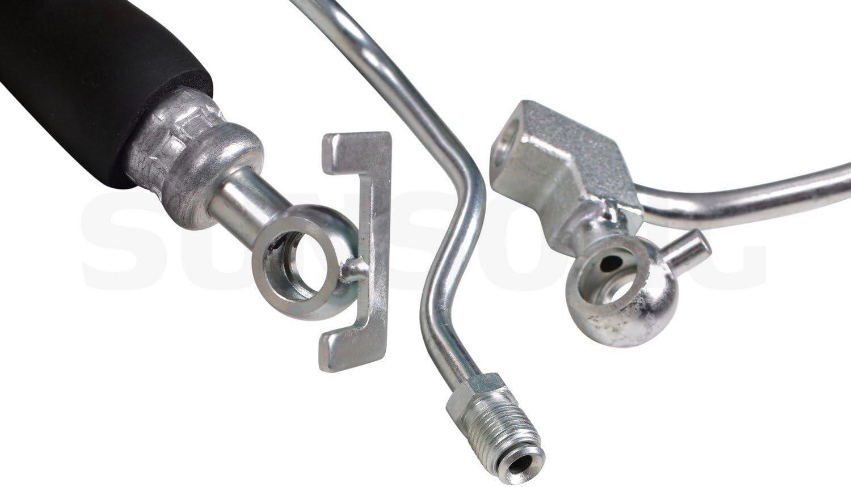 Sunsong 3403673 Power Steering Pressure Line Hose Assembly