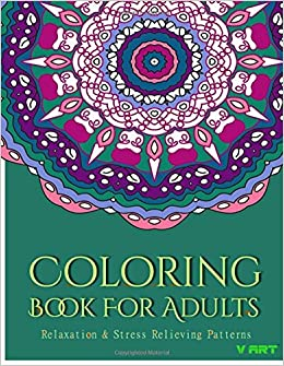 Coloring Books For Adults 20: Coloring Books for Adults : Stress Relieving Patterns: Volume 20