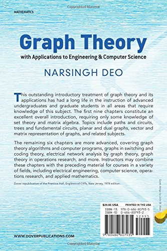introduction to graph theory by narsingh deo pdf