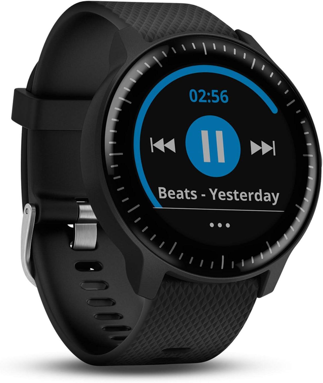 Garmin Vivoactive 3 Sportuhr mit Musik Sportuhren mit Musikfunktion