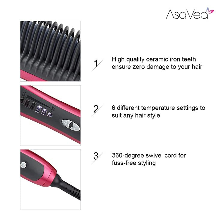 The Cord Matters of Hair Straightening Brush