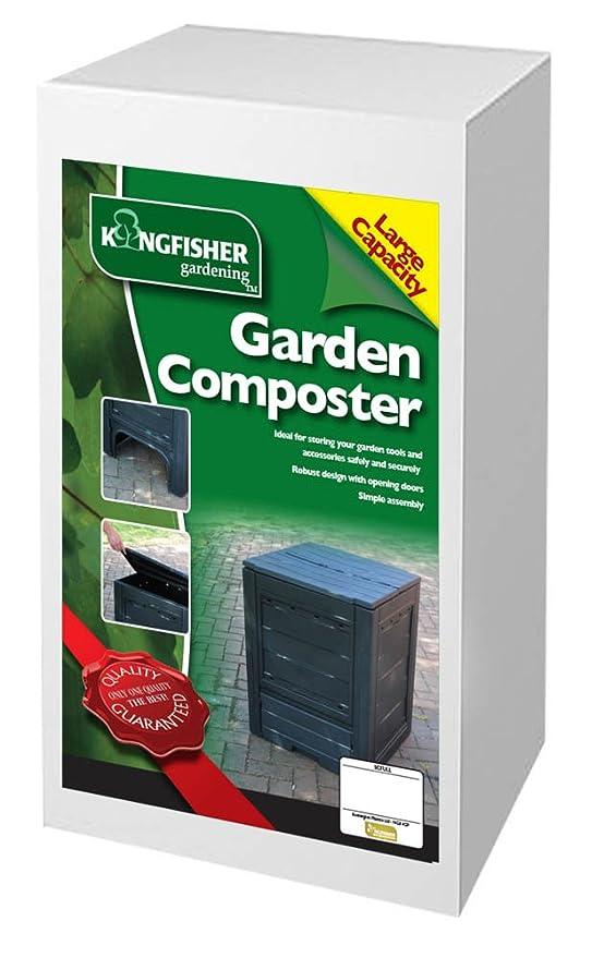 Kingfisher Garden Tacho Caja: Amazon.es: Jardín