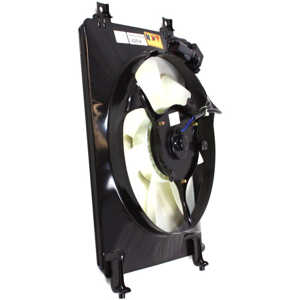 A//C Condenser Fan Assembly for Honda Civic 06-11 1.8L Eng Coupe//Sedan