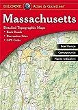 Massachusetts Atlas & Gazetteer by Delorme (2009-08-01)
