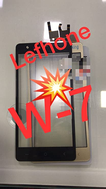 Just Mobile Touch Screen Digitizer for Lephone W7 Black