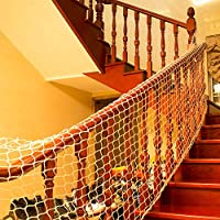 Safety Stairs Rail Net Child Proofing Balcony Banister Railing Guard Baby Proof Stair Guards Mesh Indoor