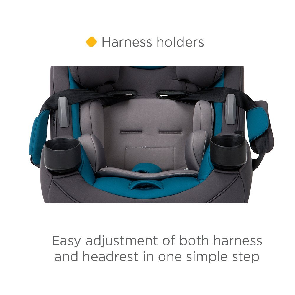Safety 1st Grow and Go 3-in-1 Convertible Car Seat, Harvest Moon by Safety 1st (Image #6)