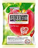 マンナンライフ 蒟蒻畑りんご味 25g×12個×12個