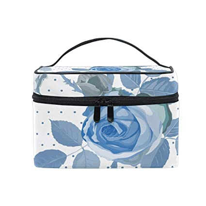 Amazon.com: Estuche de maquillaje Blueangle portátil de una ...