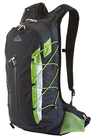McKINLEY Funkt-RS Crxss 18 - Mochila de senderismo, color negro verde y blanco: Amazon.es: Deportes y aire libre