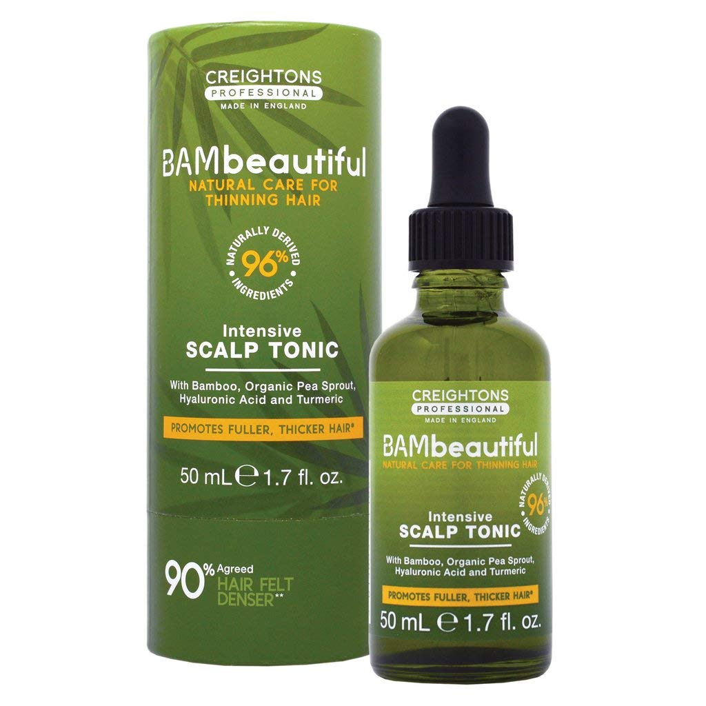 Bambeautiful Intensive Scalp Tonic 50ml - promotes fuller, thicker hair