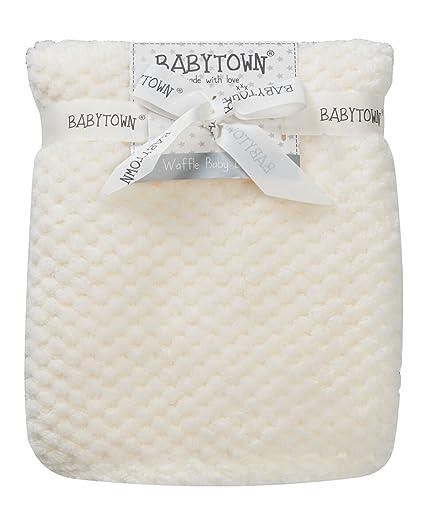 Manta de tela polar tipo edredón para carrito de bebé recién nacido ...