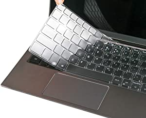 """ProElife Keyboard Cover Skin for 15"""" Samsung Laptop NP940X5J NT900X5L NP900X5L NP500R4K NP900X5M NP500R4H NP370E4J NP300E4M Notebook 9 Pro 15-Inch NP940X5N & 15.6-Inch Samsung ATIV Book 9, Clear"""