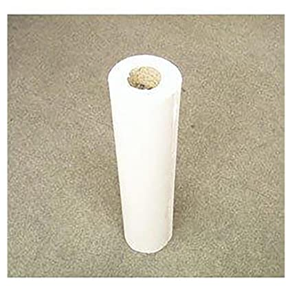 3 Metres of Professional Quality White Iron On Fusible HEAVYWEIGHT Interfacing