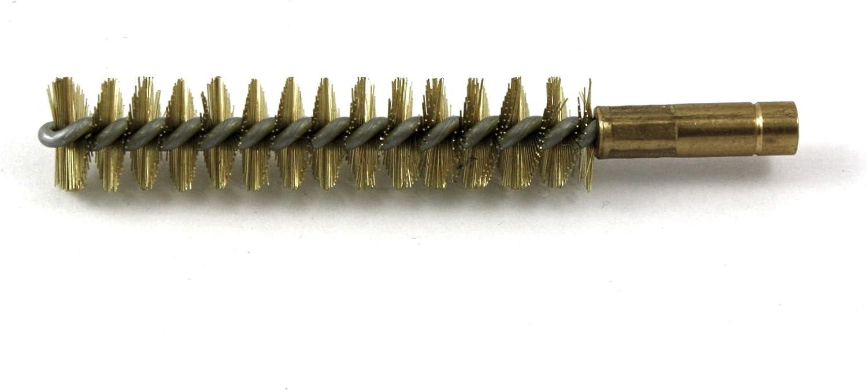 Laufreiniger f/ür Kaliber 9 mm Fritzmann Messingb/ürste