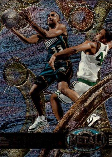 1997 Metal Universe - 1997 Metal Universe Basketball Card (1997-98) #64 Grant Hill