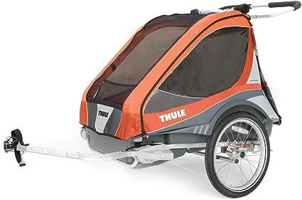 Thule Chariot Captain 2 Kinderanhanger 2015 Incl Fahrradset